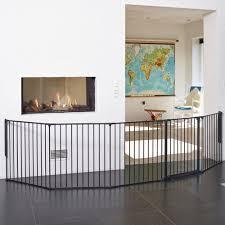 pet room dividers buy babydan room divider xxl black 90 350cm wall fittings online