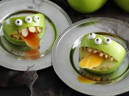 100 cool healthy halloween snacks 50 homemade halloween