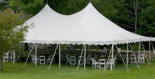 canopy tent rental tent party rentals in haverhill ma baystate tent party rentals
