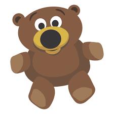 imagenes animadas oso oso de peluche de dibujos animados descargar png svg transparente