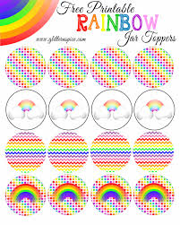 kids printable rainbow coloring pages kids colorine net