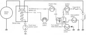 2003 suzuki sv650 starter ignition interlock system wiring