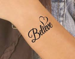 the 25 best believe tattoos ideas on pinterest arrow tattoos