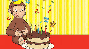 curious george favors kids birthday parties pbs parents pbs