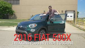 in the fiat 500x the little things leave big impressions autoblog
