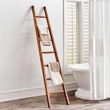 ladder java bath towel ladder pier 1 imports