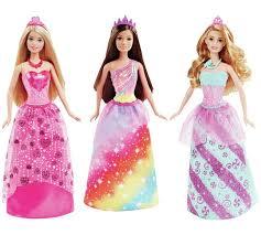 buy barbie princess doll assortment argos uk