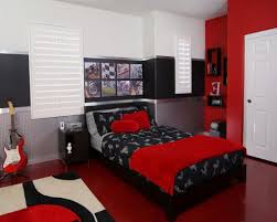 bedrooms red and black bedroom themes bedroom bedroom 4