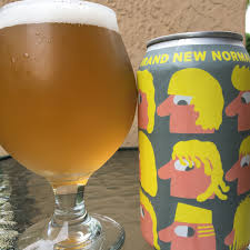 cartoon beer pint daily beer review brand new normal berliner style weisse ale