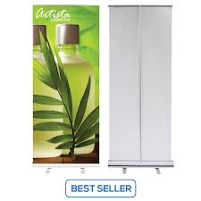 Retractable Wall Quick Wall Retractable Banner Stands Showcase Kit San Diego