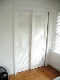 Shutter Doors For Closet Shutter Closet Doors Rustic Louvered Closet Doors Painting Shutter