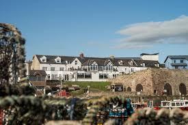 Aa Route Map Bamburgh Castle Inn Seahouses Ne68 7sq Aa