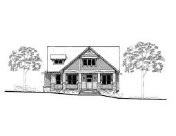beaucatcher cottage house plan nc0066 design from allison ramsey