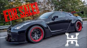 subaru liberty walk for sale 2014 liberty walk nissan gt r r35 youtube