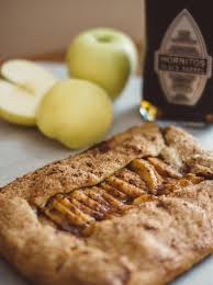 tequila apple galette the kentucky gent