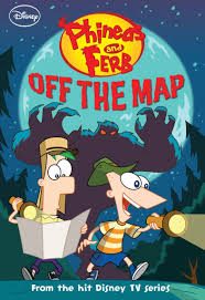 Off The Map Off The Map Phineas And Ferb Wiki Fandom Powered By Wikia