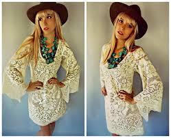 boho crochet crochet lace dress crochet lace wedding dress boho wedding