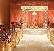 indian wedding mandap rental soma sengupta mandaps flowers candlelight indian wedding