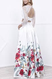cheap 2 piece prom dresses u0026 long sleeve homecoming dress u2013 simply
