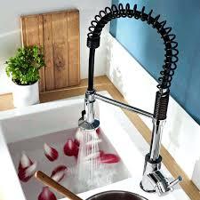 mitigeur noir cuisine robinet noir cuisine stunning design cuisine evier levier unique
