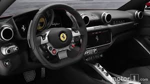 Ferrari California In White - ferrari portofino vs california t see the changes side by side