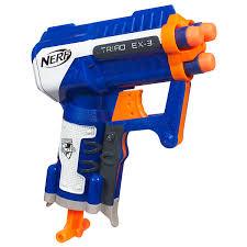 black friday nerf guns nerf triad elite 3 dart mini blaster thinkgeek