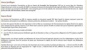 Cfe Centre De Formalités Des Entreprises Chambre D Chambres D Hôtes Siret Ou Pas Siret