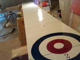 How To Play Table Shuffleboard How To Build A Shuffleboard Table Diy Shuffleboard Plans