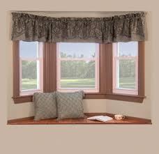 Big Window Curtains Kitchen Makeovers Blinds For Kitchen Bay Windows Window