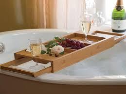 Teak Tub Caddy Bathtub Soaker Teak Bathtub Caddy Bathtub Bath Caddy Wine