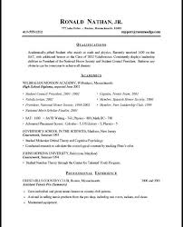 Resume Outlines Examples by Strikingly Inpiration Resume Outline Examples 8 Best 20 Ideas On