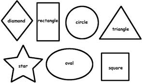 oval coloring page shape coloring pages for toddlers funycoloring