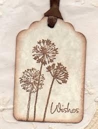 wishing tree cards wedding wish tags dandelion wishes for wishing tree handmade