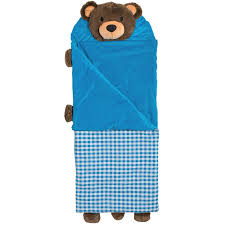 Rugged Bear Jackets Rugged Bear Teddy Bear Sleeping Bag For Kids Save 33