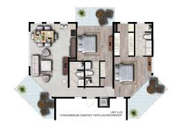 floor plans antilla u0027s residence