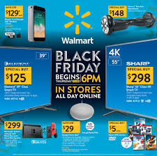 walmart shares black friday 2017 plans and deals