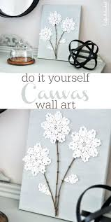 Pinterest Diy Wall Art by Articles With Diy Wall Art Projects For Home Tag Diy Wall Art