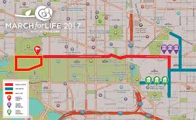 Metro In Dc Map by March For Life What To Know For Friday U0027s March In Dc Story Wttg