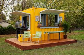 how to build your own shipping container home man cave shed man