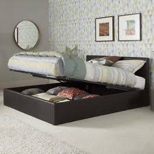 double ottoman bed with mattress ebay
