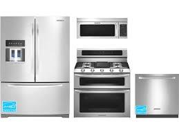 black friday deals on refrigerators kitchen premium kitchenaid appliance package for perfect kitchen