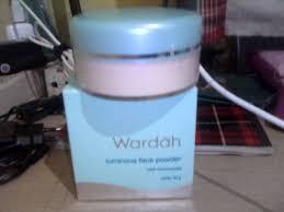 Bedak Tabur Wardah Anti Acne mengatasi kegalauan jerawat dengan wardah acne powder info