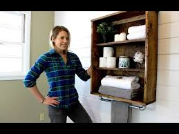 Rustic Bathroom Storage by The 20 Rustic Bathroom Cabinet Diy Project Youtube