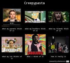 Creepypasta Memes - creepypasta meme by crazygamerchix on deviantart