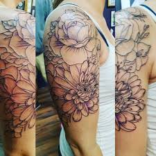 chrysanthemum tattoos meaning and design ideas