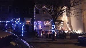christmas lights in dyker heights bike love ny