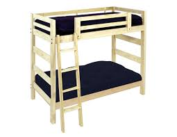 loft bed with futon in artistic freedom bunk bed solid wood loft