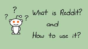what is reddit and how to use it quick guide all basics covered