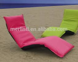 Beach Lounge Chairs Outdoor Folding Chair Beach Chair Portable Folding Beach Lounge
