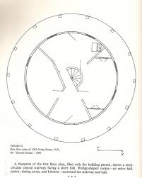 100 roundhouse floor plan dome earthbag house plans index
